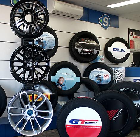 Gagnon Pneus Mécanique - Vente de pneus